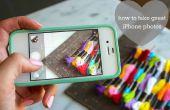 Hoe te te nemen fantastische foto's die met een iPhone