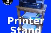 Maak een Pocket Hole Printer Stand