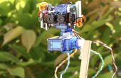 Verrekijker Robot hoofd een stereoscoop Camera