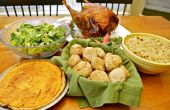 Gezonde Thanksgiving feest