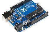 Het aandrijven van een Arduino zonder draden