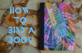 Hoe om te binden van een boek
