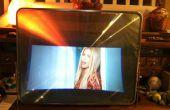 Geïmproviseerde Emergency Flat Screen Tv