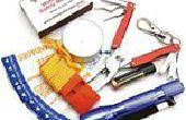 Om te bouwen van uw eigen aangepaste (basis) EHBO-kit