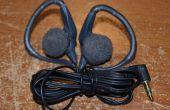 Binaural Earbud microfoon AKA holophonic, 3D-stereo, bin-auditieve microfoons. Voor minder dan $10