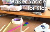 Creëren van een ruimte van de Maker voor Kids