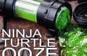 Hoe maak je slijm (Ninja Turtle Ooze)