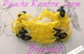 Pikachu Rainbow Loom armband