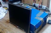 LCD-scherm Stand