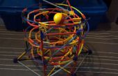 Buigbaar spiraal | Een K'nex bal Machine-Element