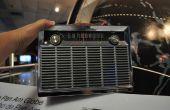 Hoe te doen herleven van een antieke lunchbox AM transistorradio van 1959 GE P780B