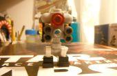 Hoe maak je een (zeer eenvoudig) Lego Sentry Droid/Dancing Robot