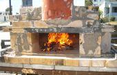 Hoe om te bouwen van een tijdelijke baksteen Pizza houtoven met goedkope, gemakkelijk om materialen vinden