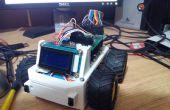 Hoe maak je kleine robots met nRover bestuur