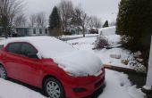 Een nieuw leven voor uw schop sneeuw