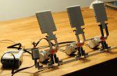 Schietbaan gemaakt van Lego Mindstorm NXT