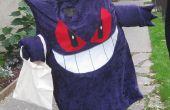 Gengar Pokemon kostuum