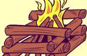How to start een brand met een magnesium flint