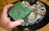 Hoe te werken met harde wax voor verloren was behuizing