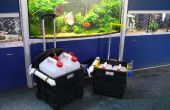 Project: Waterman, het apparaat eenvoudig Aquarium Water verandering