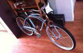 Hoe te schilderen van een fiets