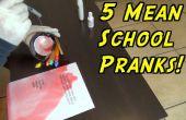 5 school streken die nooit falen