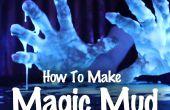 How To Make magische Mud - uit een aardappel!