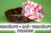 DIY Valentijnsdag & Anti - Vday armbanden!