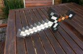 MineCraft zwaard (hout)