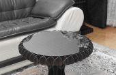 Maak een kleine tafel met MDF platen