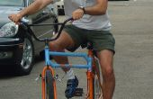Wiebelen fiets