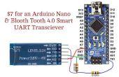 Eenvoudigste Bluetooth 4.0 BLE & Arduino voor $7