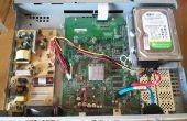 Repareren van een gebroken serie 3 TiVo