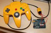 Gebruik van een Arduino met een N64-controller