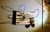 Laat een PIC microprocessor program