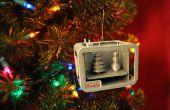 3D-Printer kerst Ornament