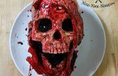 Dood door chocolade autopsie taart