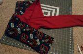 Twee-laag Hooded sjaal