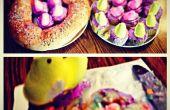 Verbergen en Peep Cupcakes