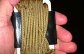 Duct Tape en Paracord houder