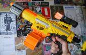 Nerf granaat (Shotgun) Launcher bijlage