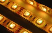 Muziek reactieve Multicolor LED-verlichting