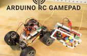 Arduino RC Gamepad