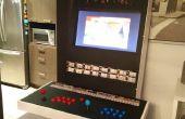 2-Player Vewlix geïnspireerd Arcade kast met behulp van de Raspberry Pi 2
