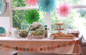 DIY bruiloft decoratie ideeën