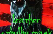 Lederen Cthulhu masker