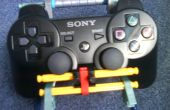Knex PS3 controller stand
