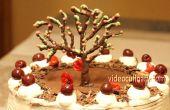 Zwarte woud taart