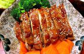 Hoe maak je Chinese sojasaus-kip
