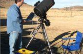 Eenvoudige DIY grote telescoop geval (voor OTA en meer)